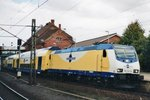 ME 146-09 steht am 24 Mai 2004 in Hamburg-Harburg.